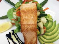 Blue Kitchen Cafe Lismore - Salmon