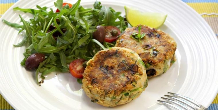 Fish Cakes